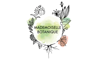Visueel van project Mademoiselle Botanique, Artisane herboriste, Baumes 100% naturels, bio et sains