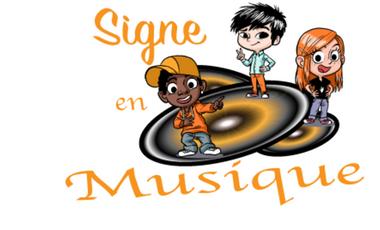 Project visual Signe en musique