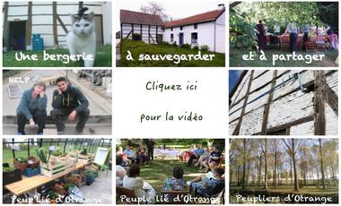 Visuel du projet Une bergerie à sauvegarder et à partager !