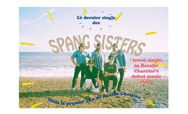 Visuel du projet Clip des Spang Sisters !