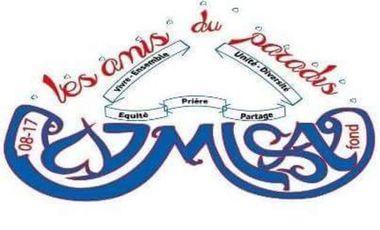 """Visueel van project Lancement des """"Amis du Paradis"""""""