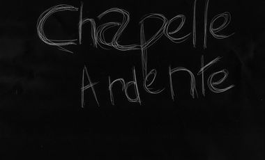 Visueel van project Chapelle ardente