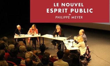Project visual Le Nouvel Esprit Public: Nouvelle Saison 2018/2019