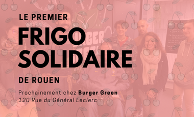 Visueel van project Un Frigo Solidaire à Rouen