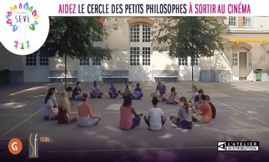 Project visual Le Cercle des petits philosophes