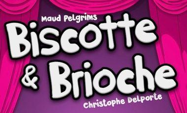 Visuel du projet Biscotte & Brioche, enregistrement du premier album
