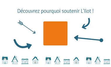 Visueel van project Rénovation du centre d'acceuil de jour de L'Ilot