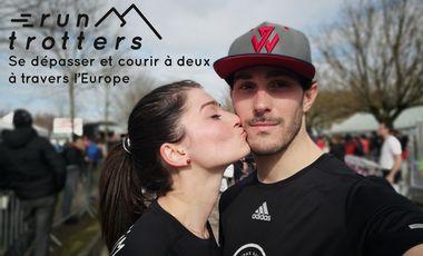 Project visual Runtrotters : se dépasser et courir à deux à travers l'Europe.