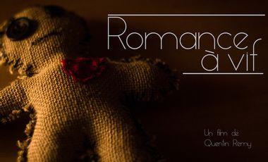 Project visual Romance à Vif