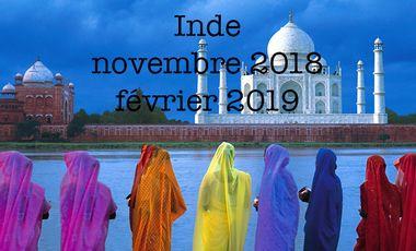 Visueel van project Résidence de recherche et création en Inde