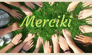 Project visual Merciki, the mutual assistance network