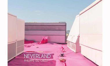 Project visual NEVERLAND, le livre photographique de Philippe du Crest