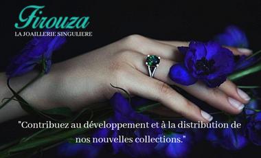Visueel van project Firouza - La Joaillerie Singulière