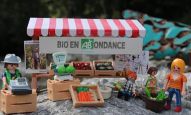 Visuel du projet Ouverture d'une épicerie bio dans mon village