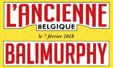 Visueel van project BaliMurphy - Un album LIVE ?
