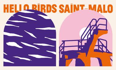 Visueel van project Hello Birds Festival - Saint-Malo - Bretagne