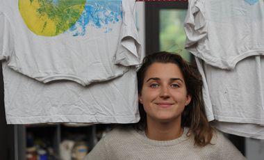 Visueel van project des collections de t-shirts aux imprimés uniques