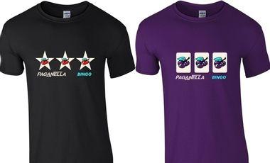 Visueel van project PAGANELLA / Nouveaux t.shirts