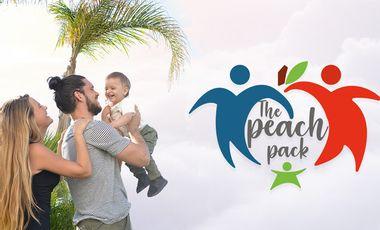 Visuel du projet The Peach Pack