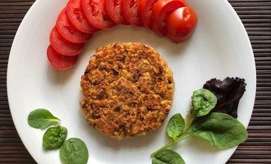 Project visual Veggie-Sphere - produits végétariens