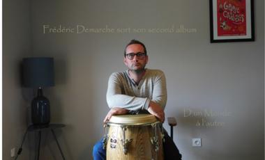 Visuel du projet Deuxième album de Frédéric Demarche
