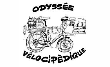 Project visual Odyssée Vélocipédique