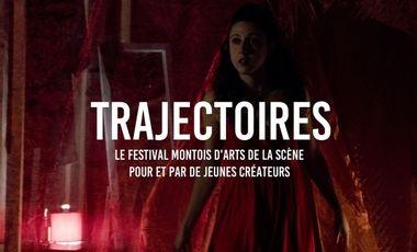 Visuel du projet Trajectoires, le festival montois pour et par de jeunes créateurs