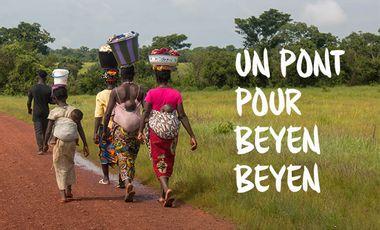 Visueel van project Un pont pour Beyen Beyen