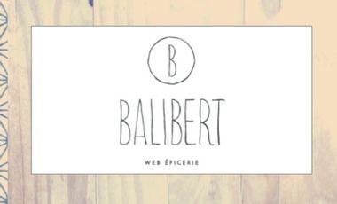 Project visual Balibert, l'épicerie du terroir sur internet