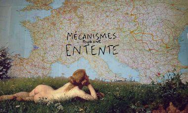 Project visual Mécanismes Pour Une Entente - European artistic laboratory project