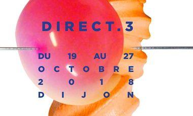 Visuel du projet Festival DIRECT.3
