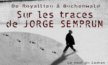 Visueel van project Sur les traces de Jorge Semprun