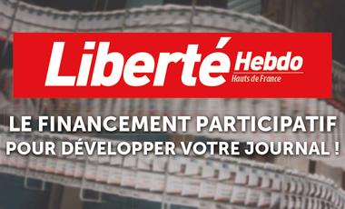 Project visual Aidons Liberté Hebdo à franchir le cap numérique !