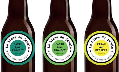 Project visual Projet de bière artisanale et associative