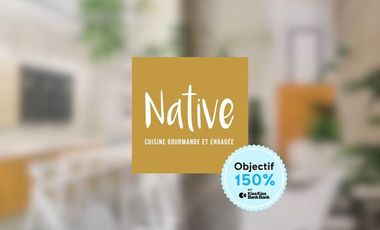 Visueel van project NATIVE - Cuisine gourmande & engagée