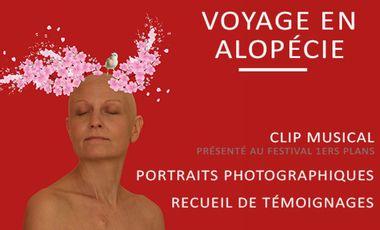 Project visual Voyage en Alopécie