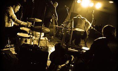 Visuel du projet 4e Album de Bone Tee & The Slughunters