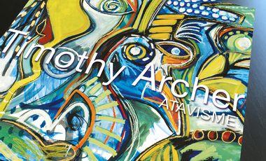 Project visual ATAVISME, voyage au coeur de l'oeuvre de Timothy Archer