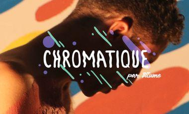 Project visual Chromatique, lieu artistique hybride à Saxe Gambetta
