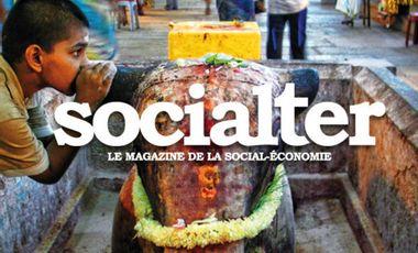 Visuel du projet Socialter, le magazine de la social-économie