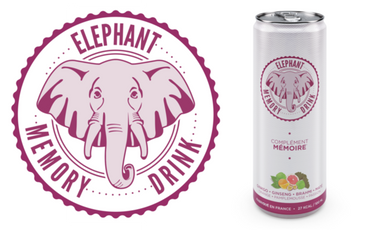 Project visual Elephant Memory Drink