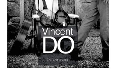 Project visual Sortie du nouvel EP de Vincent Do : Trois en accords