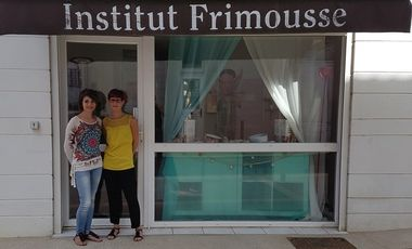 Project visual Institut Frimousse, développement de l'entreprise