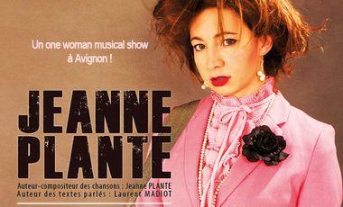 Visuel du projet Jeanne Plante au Festival d'Avignon !