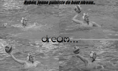 Project visual Rubén, jeune poloïste de haut niveau...