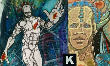 Visueel van project the K Exhibition