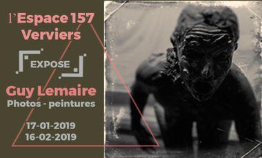 Visueel van project Exposition d'art contemporain de l'artiste Guy Lemaire