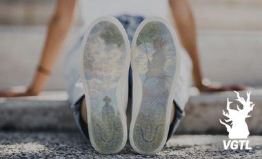 Visuel du projet VGTL La chaussure stylée, et eco-conçue.