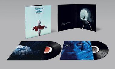 Visueel van project MEMORIES OF MURDER: l'édition vinyle de la musique du film par Taro Iwashirô