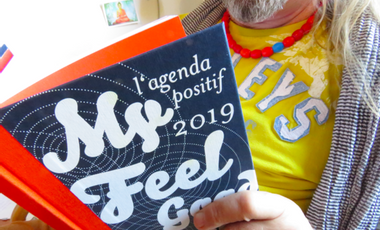 Project visual My Feel Good Book 2019